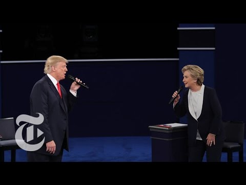 Trump Attacks Clinton Over Tax Loopholes | Election 2016 | The New York Times