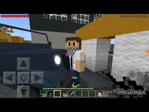 Minecraft: Η Τέλεια ληστεία