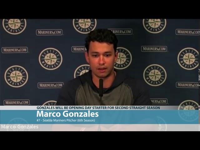 Marco Gonzales on Starting Season 2020-07-23