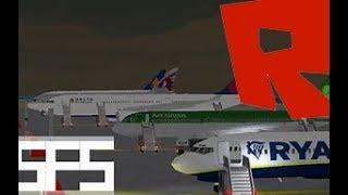 Roblox Plane Sim FSF