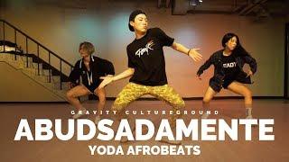 ABUSADAMENTE - KONDZILLA (MC GUSTTA E, MC DG) | YODA AFROBEATS