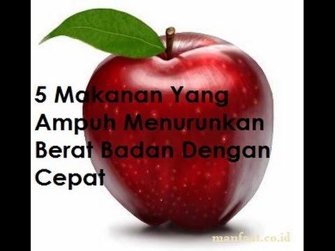 Makanan Yang Dapat Menurunkan Berat Badan Secara Alami ...