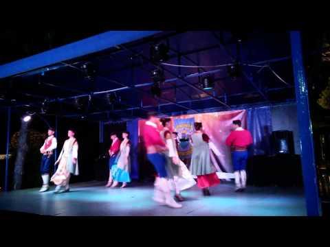 Montenegro. Culture. Dance