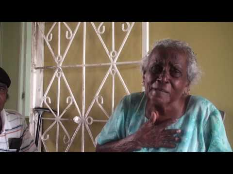 PART ONE: Interview with 97 yr old Mansee Subiah on Tamil Heritage in Trinidad