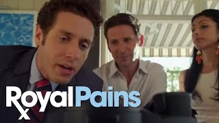 "Royal Pains - Season 5, Eps 7 - ""Chock Full O' Nuts"" Promo"