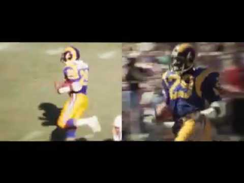 Los Angeles Rams Running Back