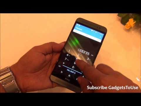 HTC One E8 Hands on, Quick Review, Price, Comparison, Camera, Features and Overview