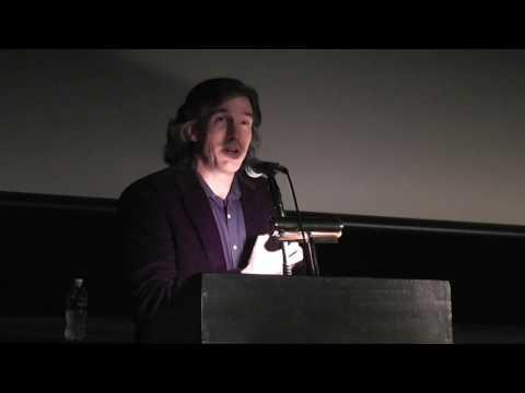 U of Idaho MFA Nonfiction Reading: Benjamin Busch