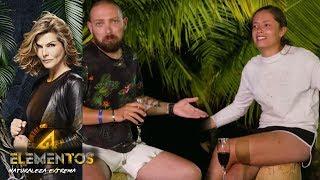 Ferny se confiesa entre copas | Vino con Wero | Reto 4 Elementos