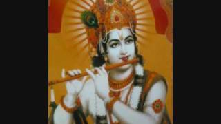 Radhe rani de daro bansi mori (Krishna