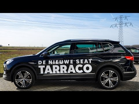 AutoZeelandtest van de SEAT Tarraco 2.0 TSI Xcellence 4Drive