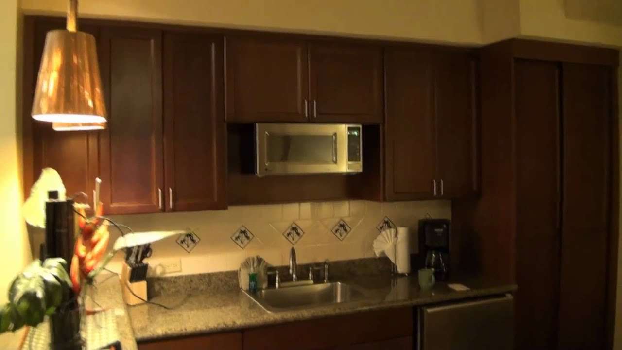 Bedroom Kitchenette