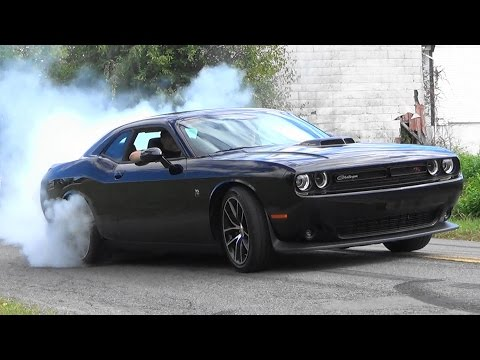 2018 Dodge Challenger Srt Demon Launch Acceleration
