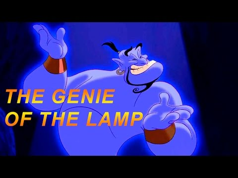 The Genie of the Lamp | Electro Swing Edition