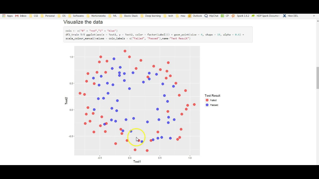 Using Shiny to Demo Your Machine Learning Model