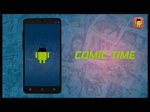 Comic Time [Android - English] [Google Play Video]