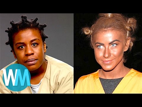 Top 10 WTF Were They Thinking Celebrity Halloween Costumes