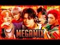 NCT DREAM x NCT U x WayV - Hot Sauce Megamix {10+ Songs Mashup: Make A Wish, Boss, Kick Back...}