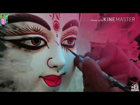 Durga Puja Song (2018) - Dhaake Kaathi Bisorjoner New Version Whatsapp Status