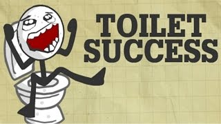 Toilet Success!