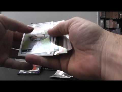 Chuck's 2012 Bowman Draft Baseball Box Break