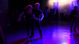West Coast Swing at DF Dance Studio - Socials on Thursdays.