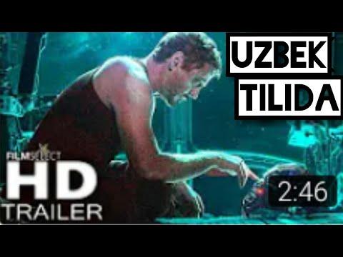 """""""Qasoskorlar 4"""" songi jang uzbek tilida (trailer)"""