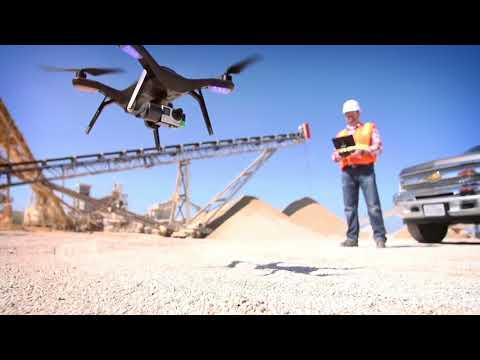 Unite Drones - Earthworks