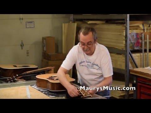 Blues Creek Guitars - Neck Reset Part 1