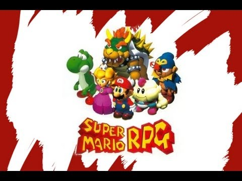 Super Mario RPG - Full Playthrough, No Commentary, Fights Cut