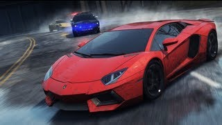 Need For Speed Most Wanted 2012 Let's Play Part 4 Lamborghini Aventador
