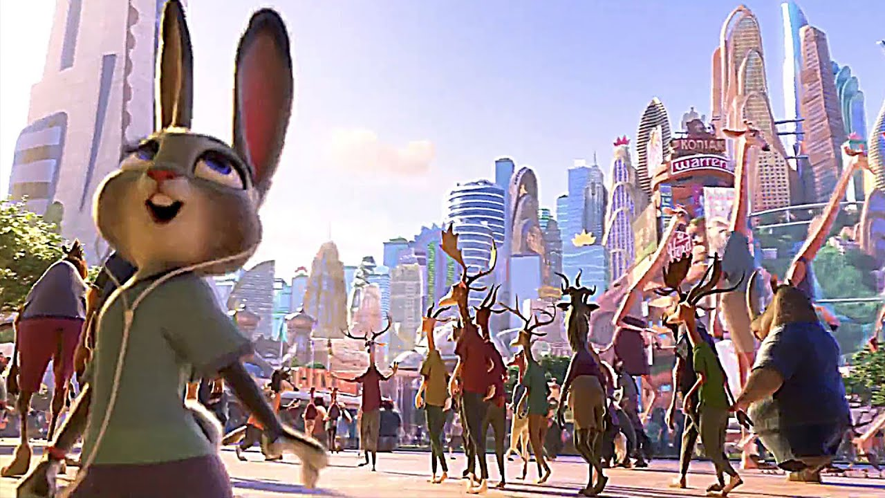 Donut Wallpaper Hd Welcome To Zootopia With Shakira S Quot Try Everything