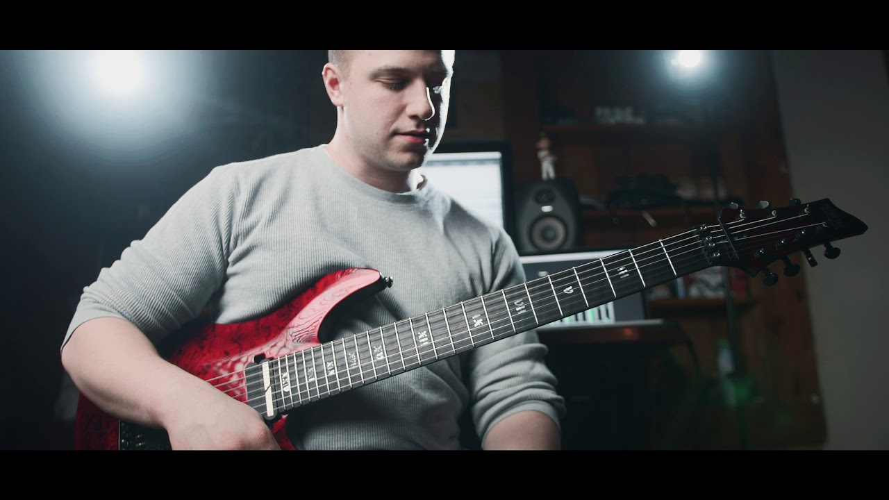 """Download Tethra - """"The Hourglass"""" (Guitar Playthrough)"""