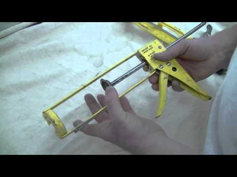 Tool Talk : What to Look For in a Caulking Gun