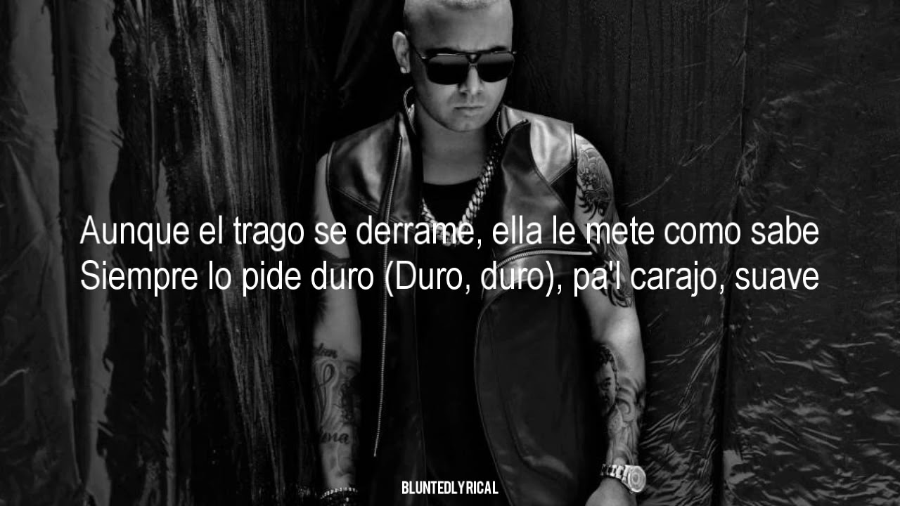 Dame Algo Wisin Y Yandel Ft Bad Bunny Letra Lyrics Youtube