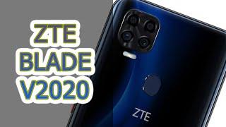 ОБЗОР | ZTE Blade V2020 - отличное время и полный набор коммуникаций