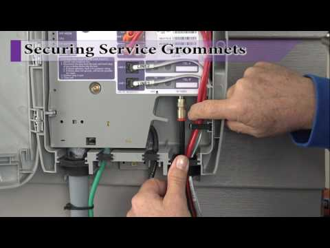 Installing P-Series Outdoor ONTs - Part 3
