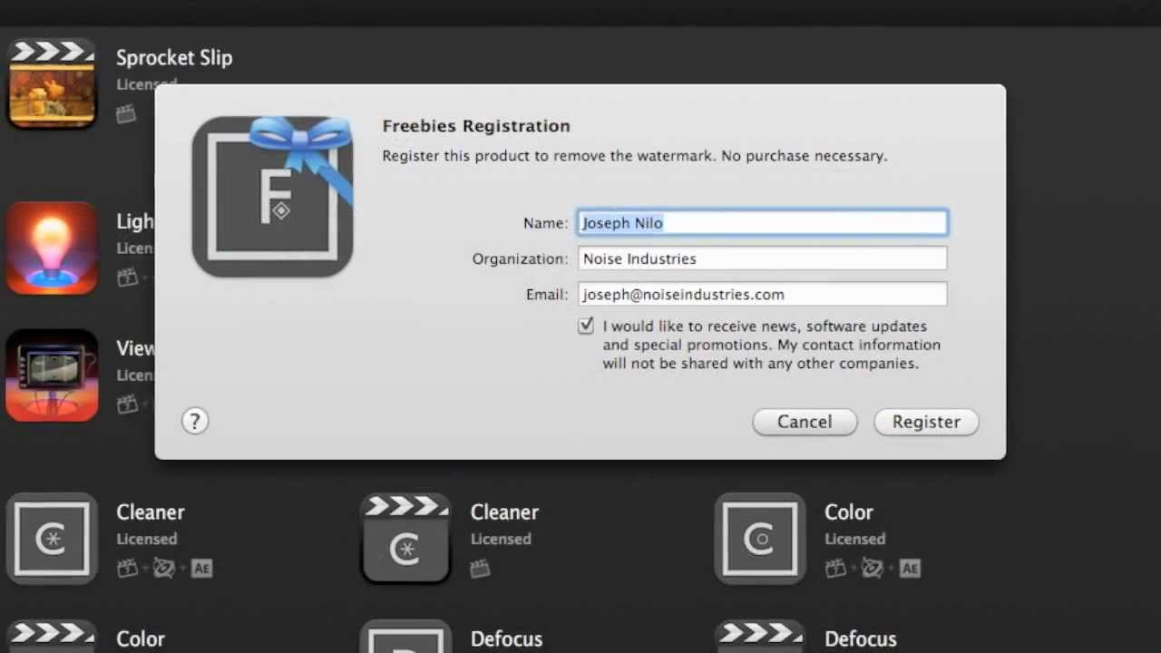 how to install fxfactory plugins
