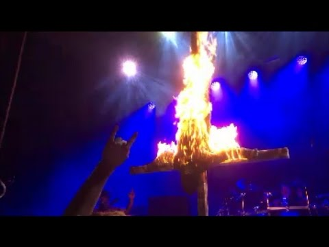 Slagmaur Witch Burning Inferno Metal Festival Oslo 15.4.2017 Norway