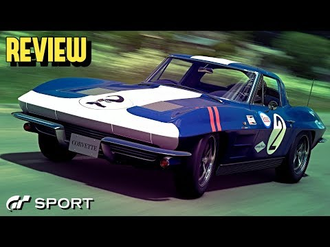 GT SPORT - 1963 Chevrolet C2 Corvette REVIEW