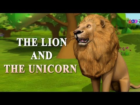 THE LION AND THE UNICORN || ENGLISH FOLK LEGEND || Subtitles || Chitti TV