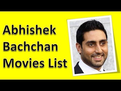 Abhishek Bachchan Movies List Youtube