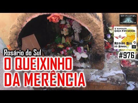 O Queixinho da Merência - Caça Fantasmas Brasil - #976