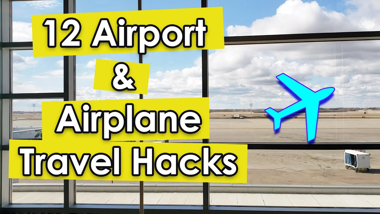 Airport Security Tips (Travel Hacks and Secrets)