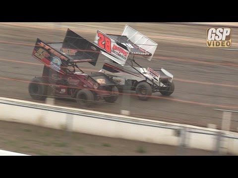 305 Sprint Cars - 4/30/2017 - Bridgeport Speedway