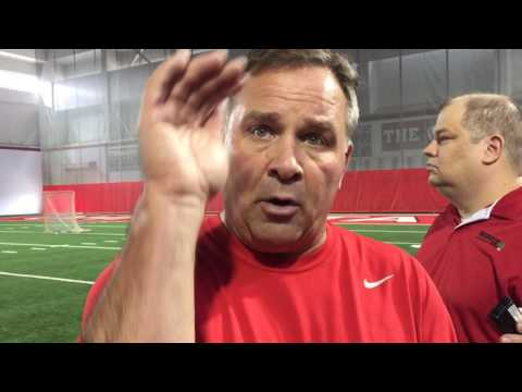 Kevin Wilson on Ohio State's passing game