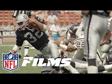 #10 Marcus Allen | Top 10 Raiders All Time | NFL Films