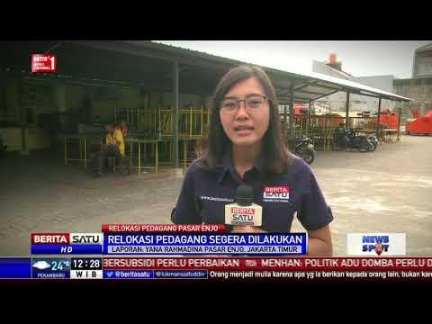 Pedagang di Jalan Pisangan Lama Segera Direlokasi ke Pasar Enjo Mp3