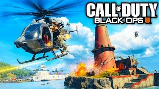 """My FIRST Ever WIN on Black Ops 4 """"BLACKOUT!"""" (Call of Duty: Black Ops 4 Battle Royale)"""