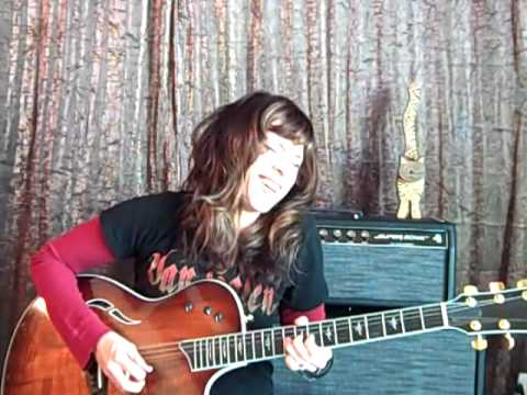 Van Halen Jamie's Cryin - Acoustic Tribute